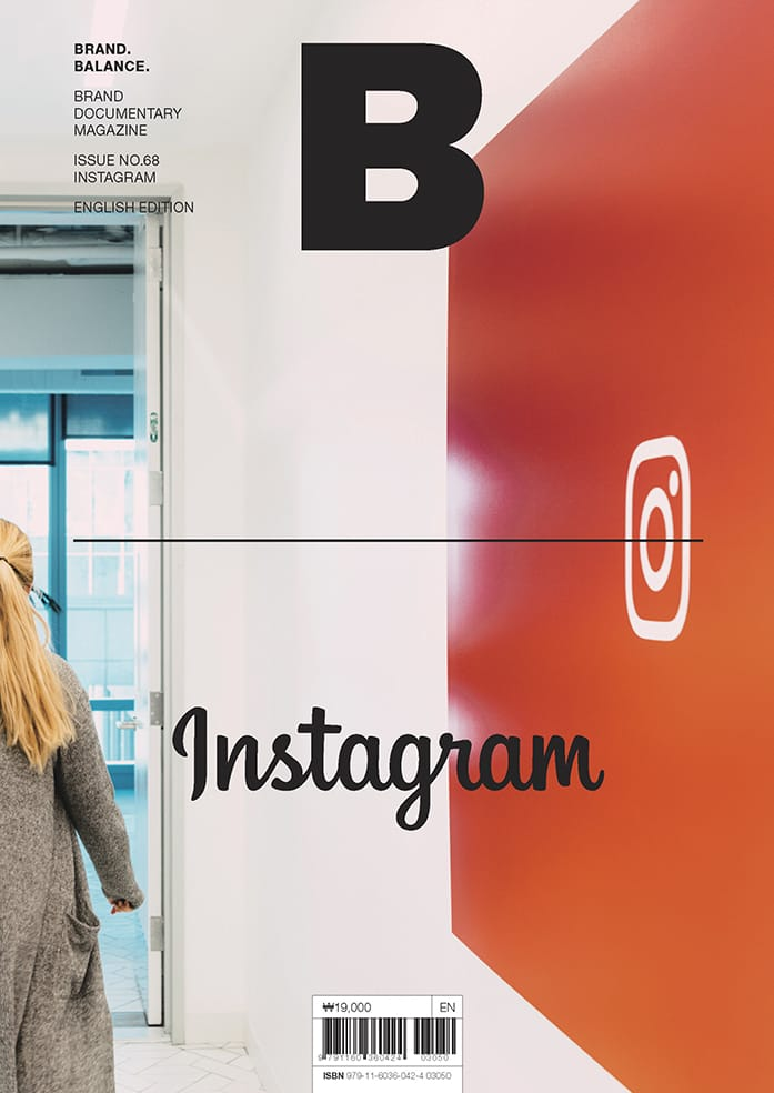 Brand Documentary Magazine No 68 Instagram