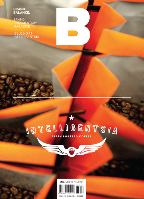 Magazine B Magazines BRAND Documentary Magazine No 11 Intelligentsia