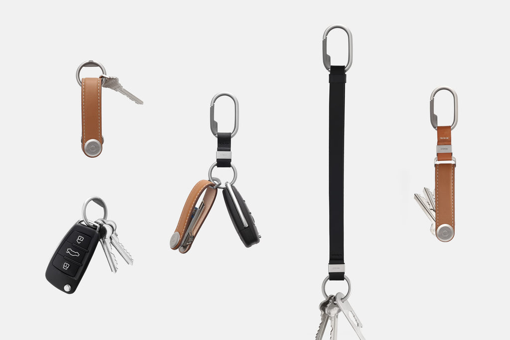 Orbitkey Leather Strap Attachment