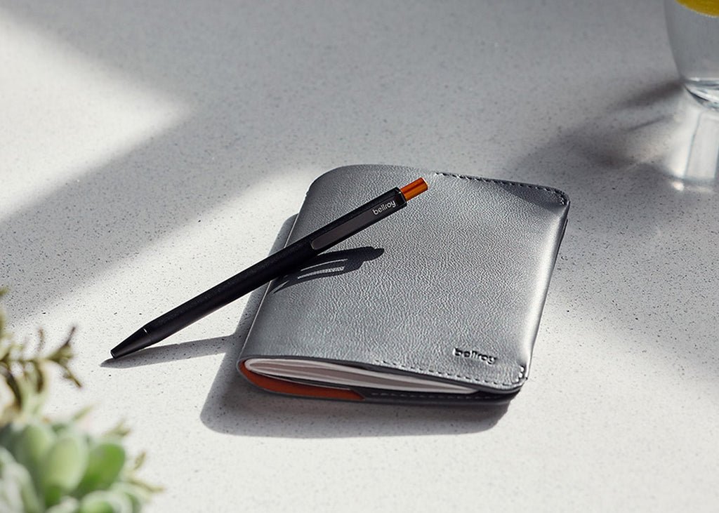 Bellroy Notetaker Pen. Bellroy. Compendium Design Store, Fremantle. AfterPay, ZipPay accepted.