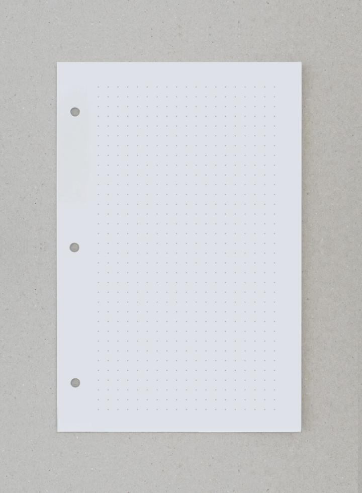 Supply Paper Co · Everyday binder dot grid insert in grey. Supply Paper Co. Compendium Design Store. AfterPay, ZipPay accepted.