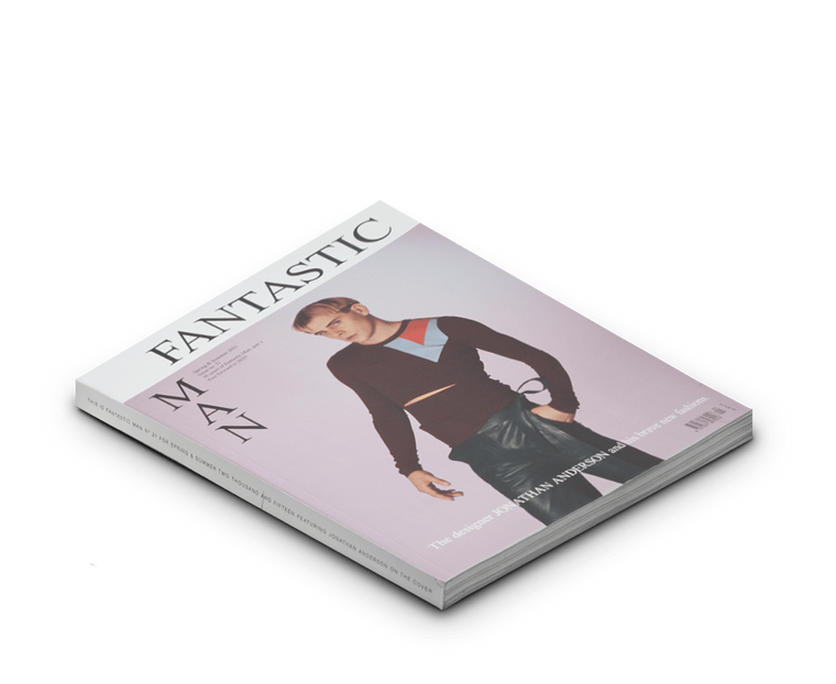 Fantastic Man · Issue 21