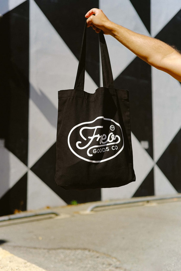 Freo Goods Co #1 Tote Bag in Black