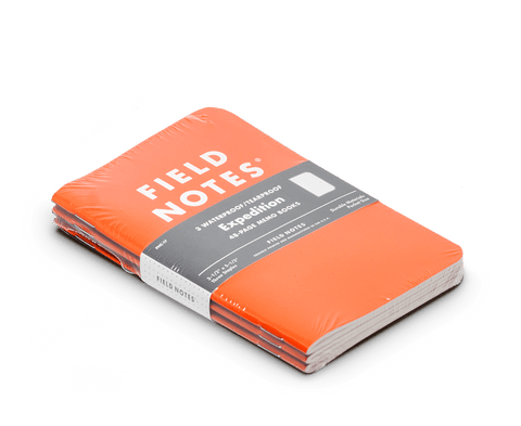 Field Notes notebooks Expedition Edition. Field Notes. Compendium Design Store. AfterPay, ZipPay accepted.
