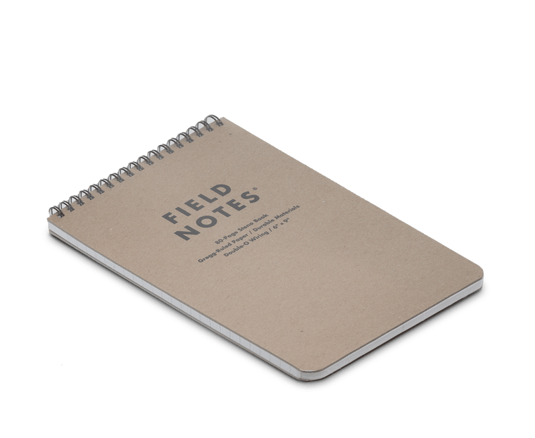 Field Notes 80-page Steno Notebook