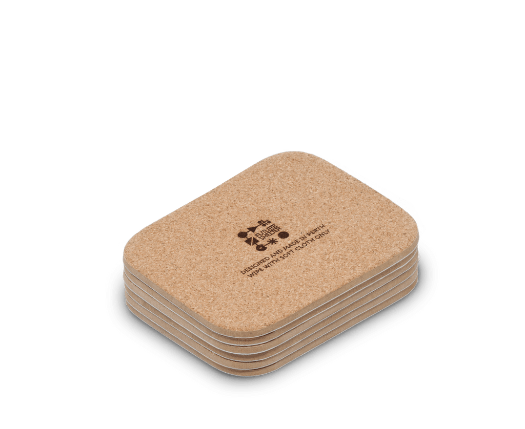 Fremantle Coasters by Future Shelter. Future Shelter Perth. Compendium Design Store. AfterPay, ZipPay accepted.