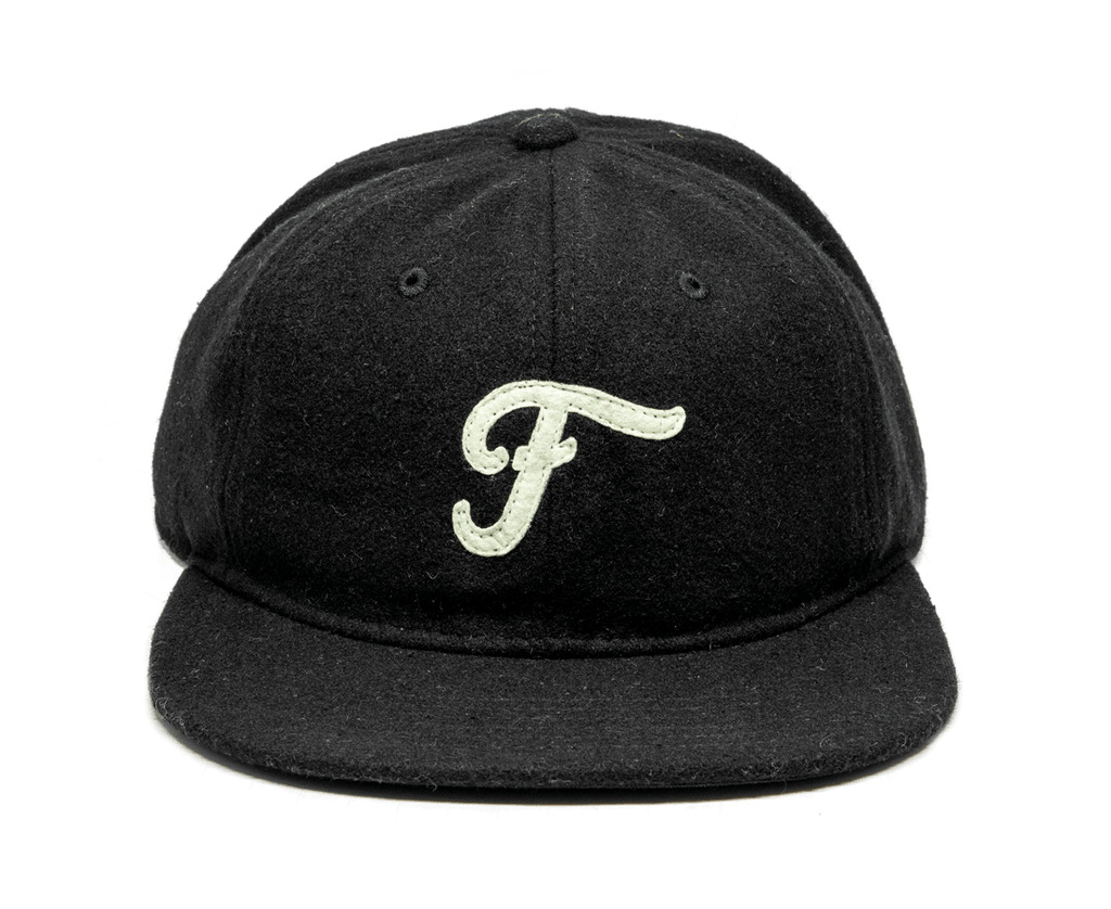 Freo Heritage Ball Cap in Black. Compendium Design Store, Fremantle. AfterPay, ZipPay accepted.