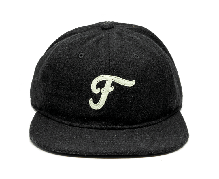 Freo Heritage Ball Cap in Black