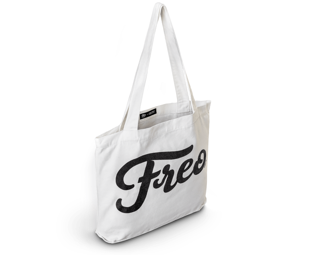 Freo Goods Co x C·D·S Tote Bag