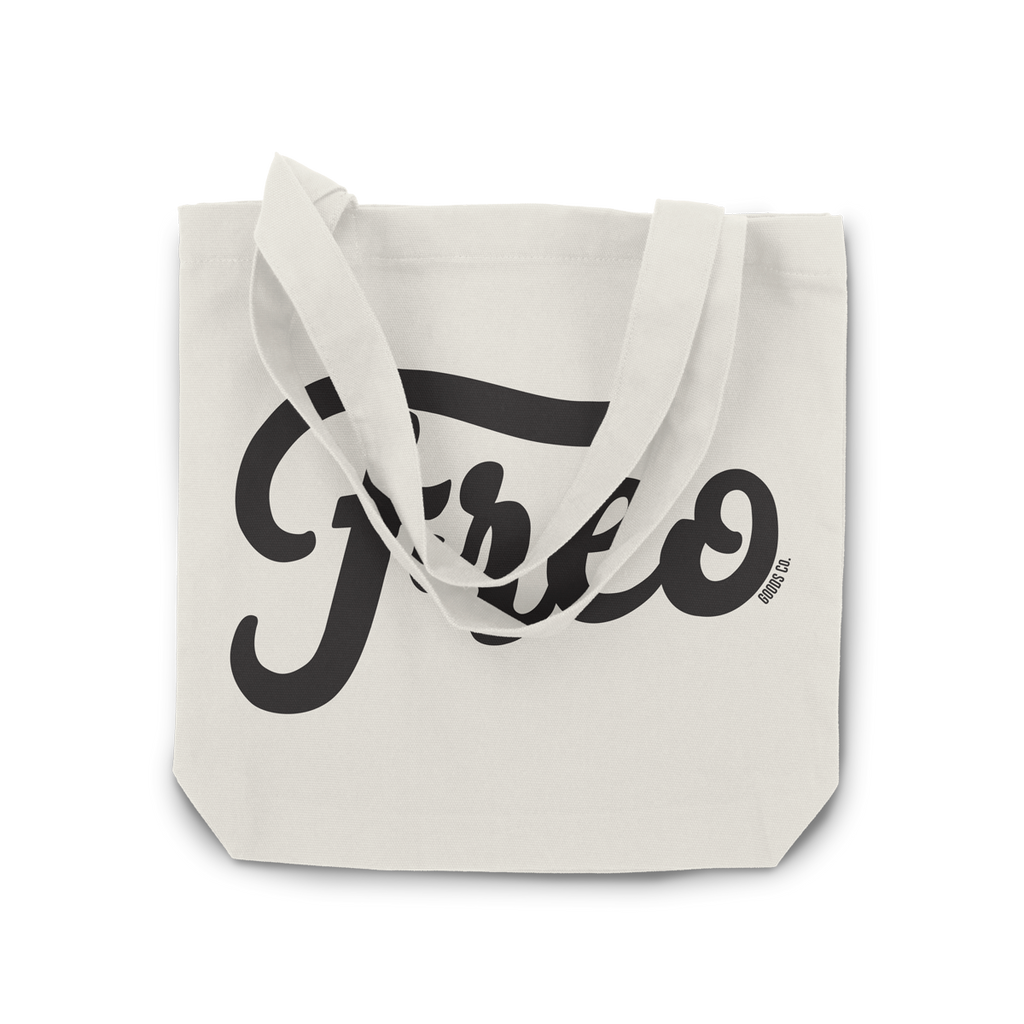 Freo Goods Co x C·D·S Tote Bag. Compendium Design Store, Fremantle. AfterPay, ZipPay accepted.