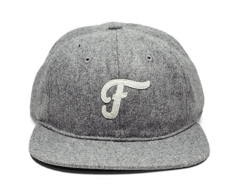 Freo Heritage Ball Cap in Heather Grey