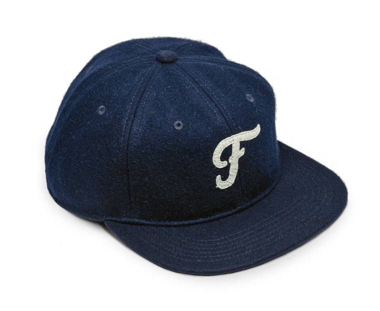 Freo Heritage Ball Cap in Navy