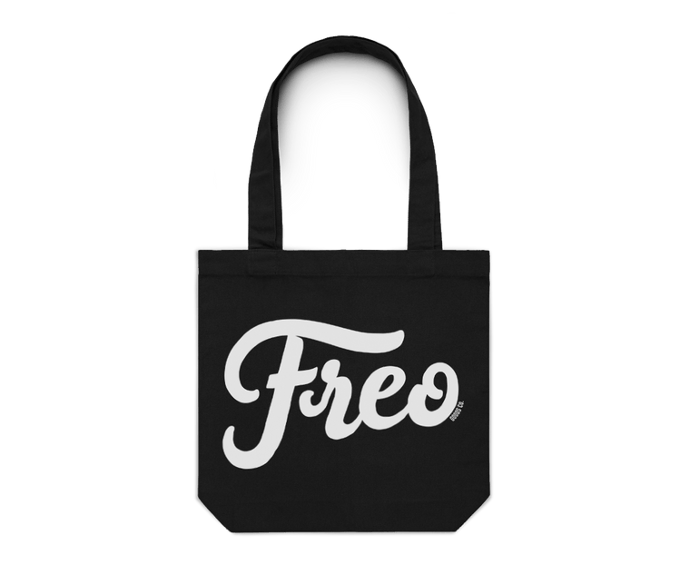 Freo Goods Co x C·D·S Tote Bag in Black