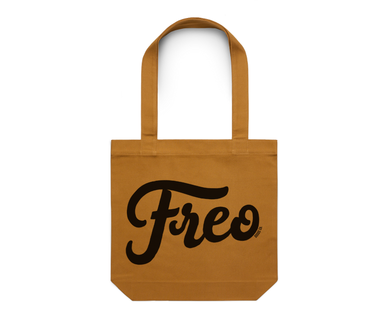 Freo Goods Co x C·D·S Tote Bag in Camel