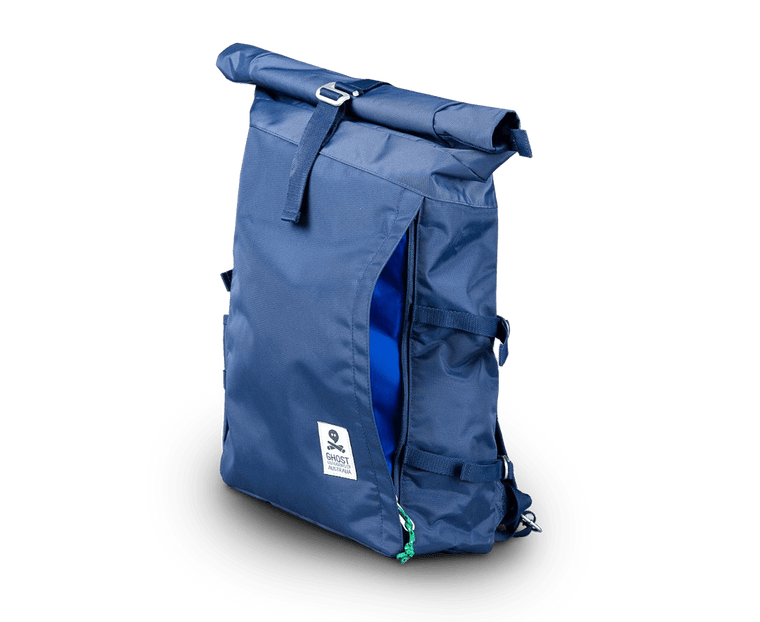 Ghost Outdoors The Ultimate Navy Rucksack