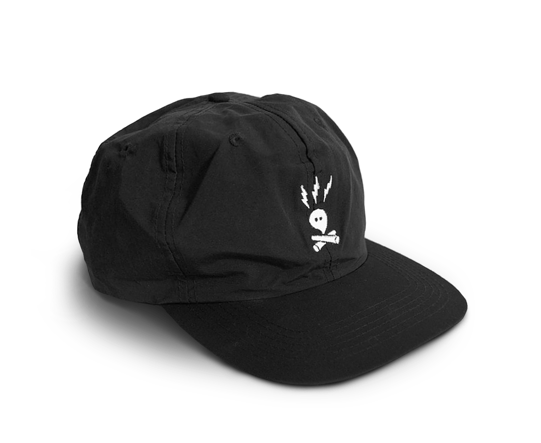 The Ghost Outdoors Thunderbolt Logo Cap
