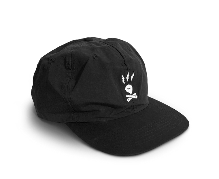 Ghost Outdoors Thunderbolt Logo Cap