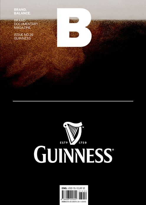 Brand Documentary Magazine No 20 Guiness