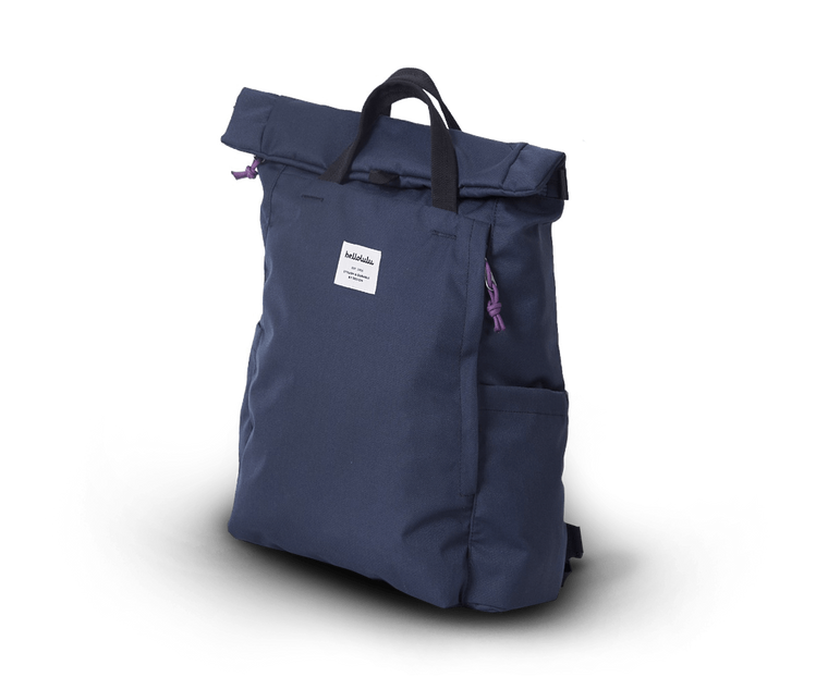 Hellolulu Tate All Day Backpack in Navy