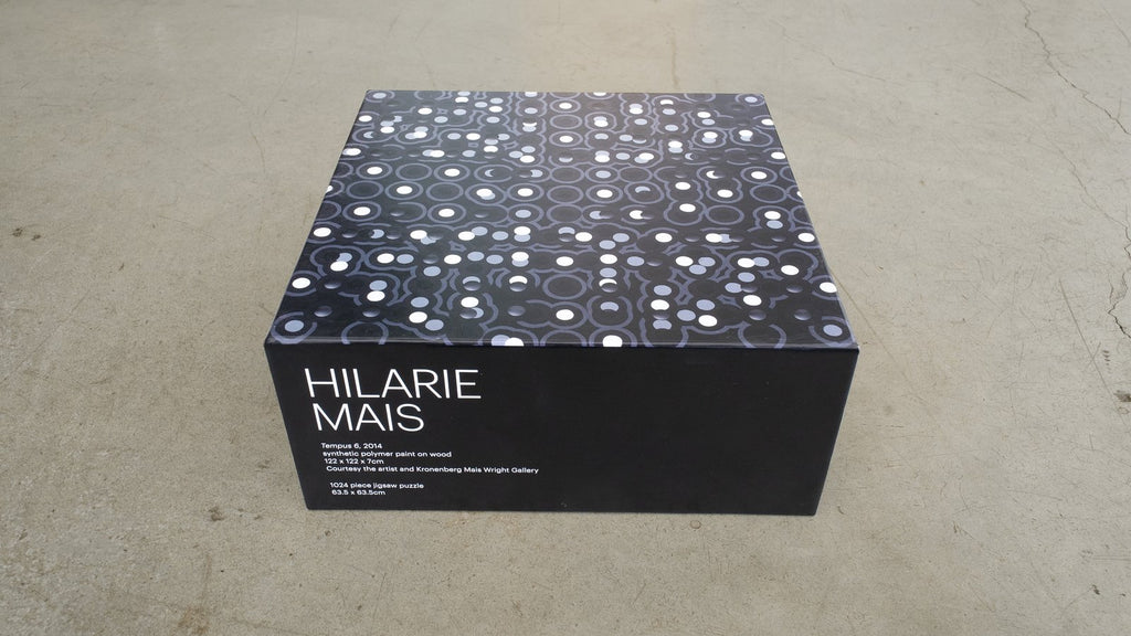 Hilarie Mais 'Tempus 6' 1024 Piece Puzzle. Compendium Design Store, Fremantle. AfterPay, ZipPay accepted.
