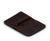 IEFrancis Accessories IEFrancis for CDS · Leather zip wallet in Brown