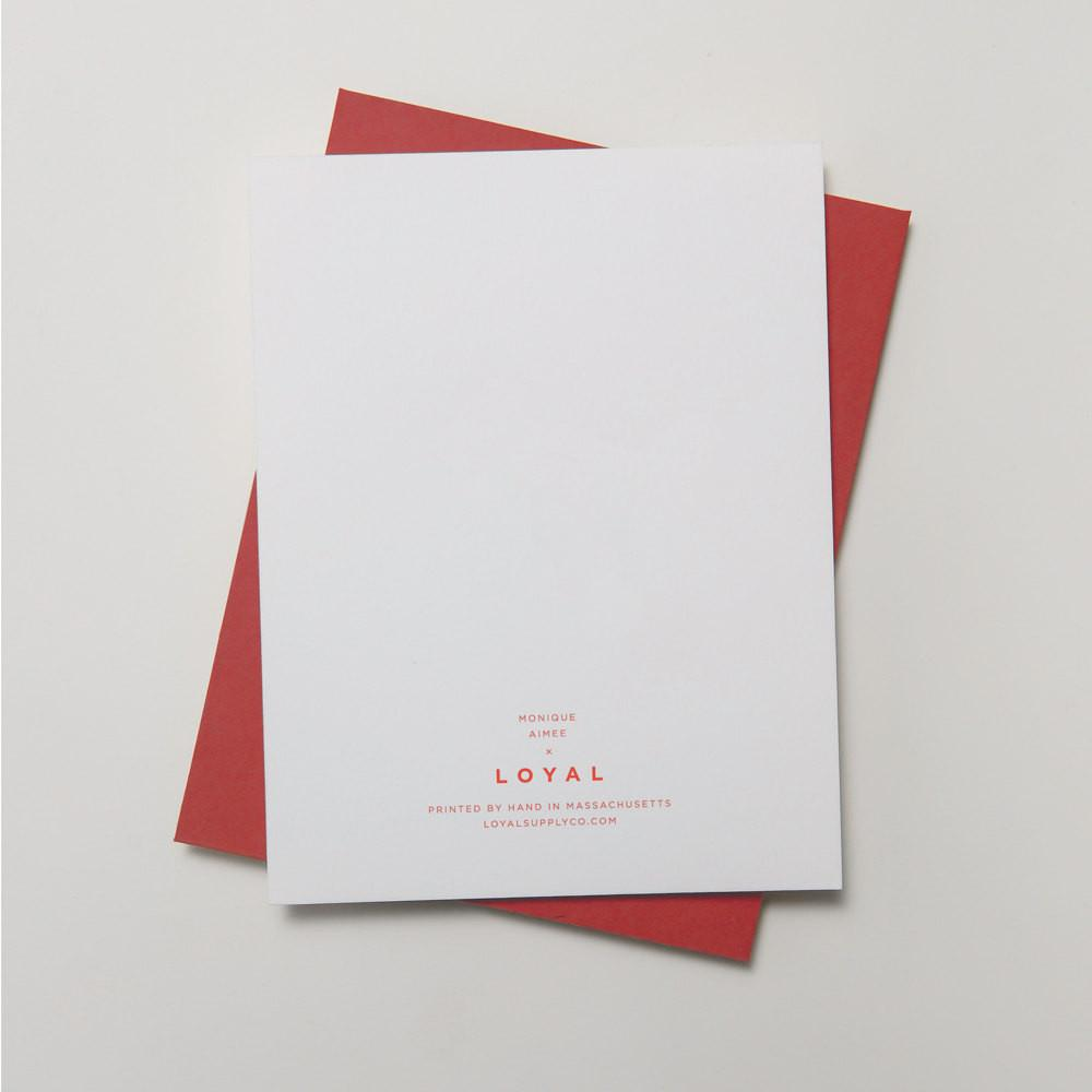 Loyal Supply Co Rudolph. Cards. Compendium Design Store. AfterPay.