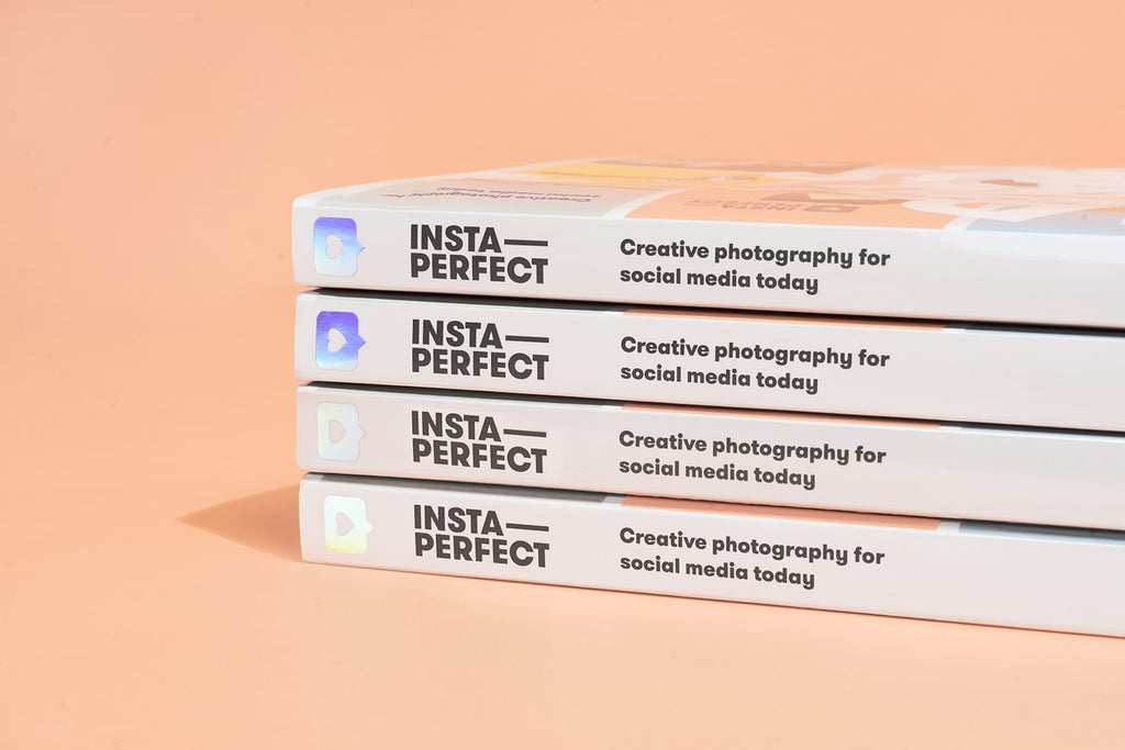 INSTA-PERFECT: Creative Photography for Social Media Today. Compendium Design Store, Fremantle. AfterPay, ZipPay accepted.
