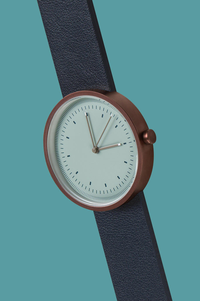 Aark Collective Interval Series Unisex Watch Bronze