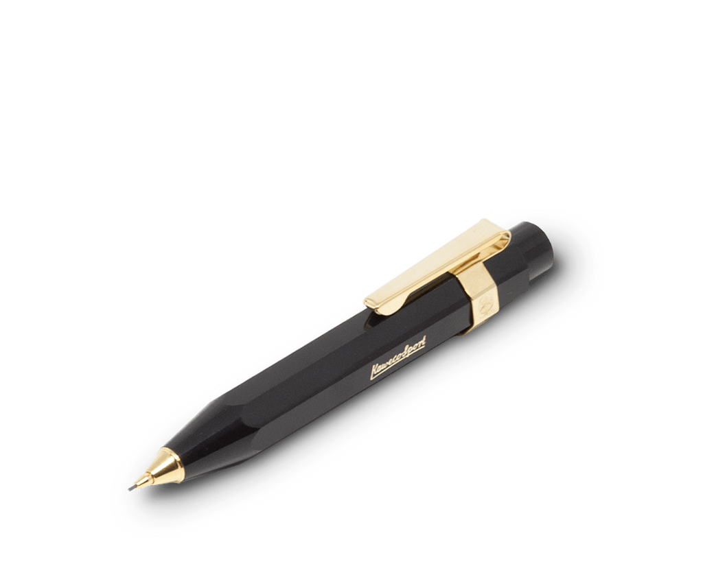 Kaweco Classic 0.7mm Clutch Pencil in Black. Kaweco. Compendium Design Store. AfterPay, ZipPay accepted.