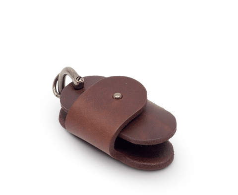 Isaac Francis Leather Key Case