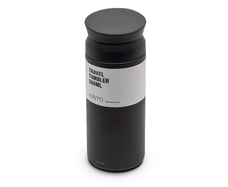 Travel Tumbler 500ml in Black