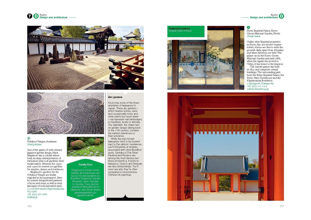 The Monocle Travel Guide to Kyoto No. 27. Monocle. Compendium Design Store. AfterPay, ZipPay accepted.