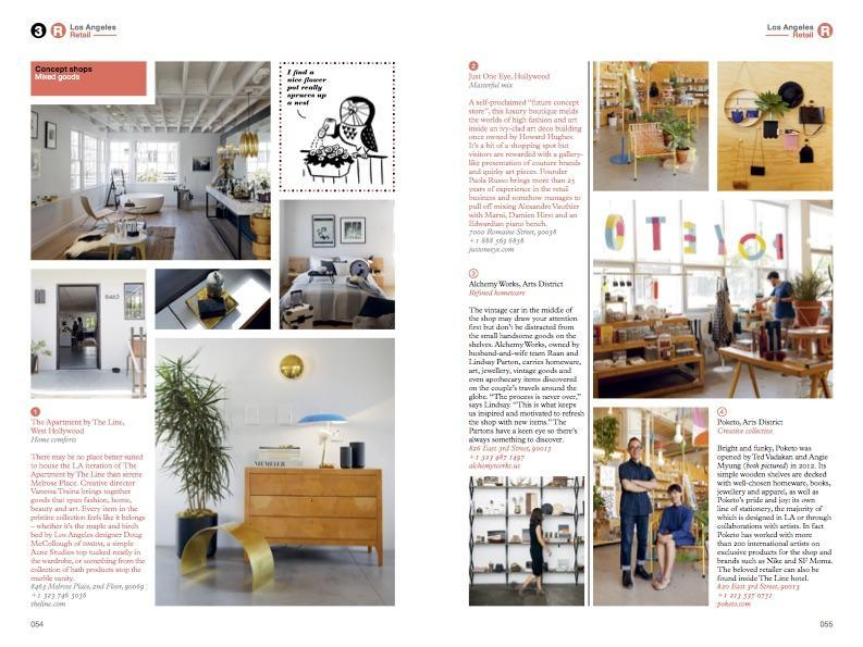 The Monocle Travel Guide No. 16 Los Angeles. Compendium Design Store, Fremantle. AfterPay, ZipPay accepted.