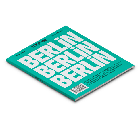 Lost In Berlin (2nd Edition). Lost In Guides. Compendium Design Store. AfterPay, ZipPay accepted.