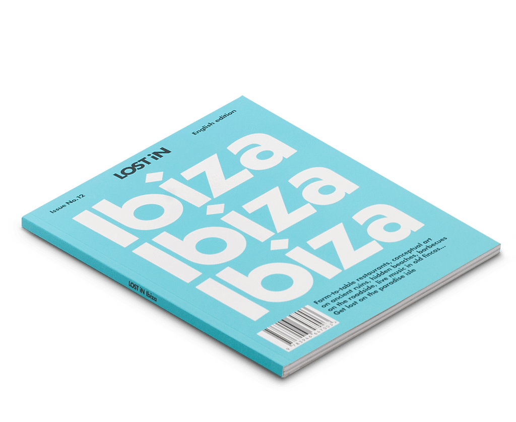 Lost In Ibiza. Lost In Guides. Compendium Design Store. AfterPay, ZipPay accepted.