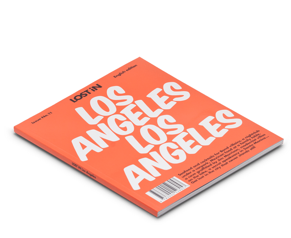 Lost In Los Angeles City Guide. Compendium Design Store, Fremantle. AfterPay, ZipPay accepted.