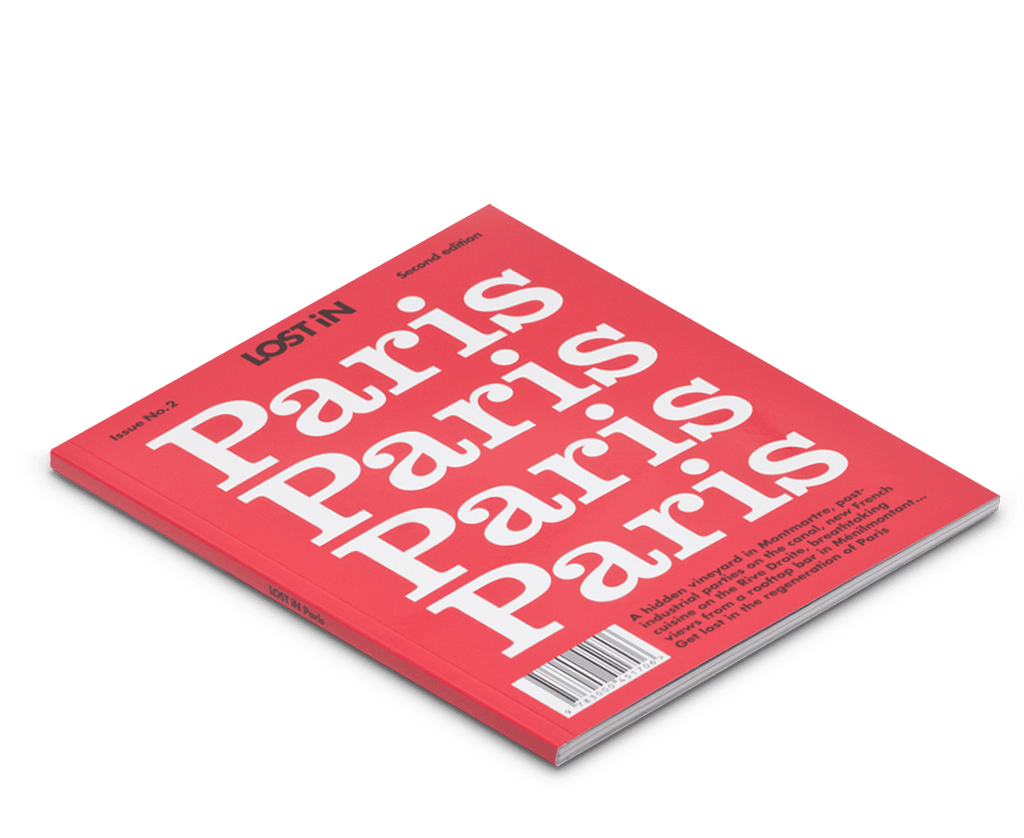 Lost In Paris (2nd Edition). Lost In Guides. Compendium Design Store. AfterPay, ZipPay accepted.
