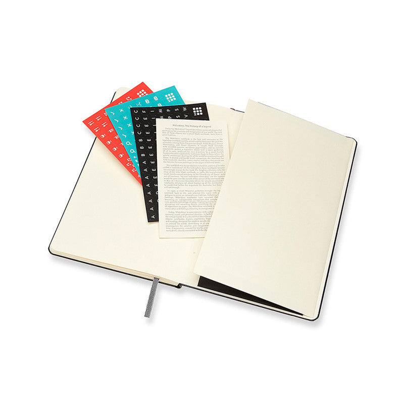 Moleskine 2021 Diary Weekly Notebook Large Hardcover Black. Compendium Design Store, Fremantle. AfterPay, ZipPay accepted.