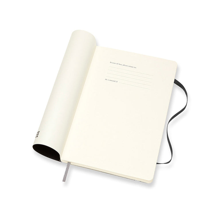 Moleskine 2021 Diary Weekly Notebook Large Softcover Black