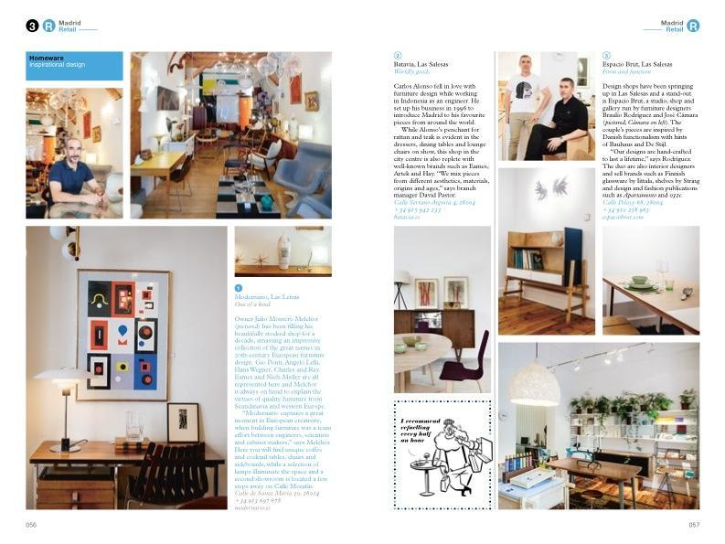 The Monocle Travel Guide No. 05 Madrid. Compendium Design Store, Fremantle. AfterPay, ZipPay accepted.