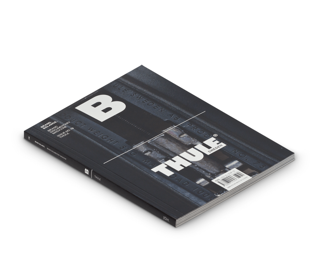 Brand Documentary Magazine No 19 Thule. Compendium Design Store, Fremantle. AfterPay, ZipPay accepted.