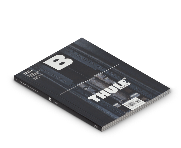 Brand Documentary Magazine No 19 Thule
