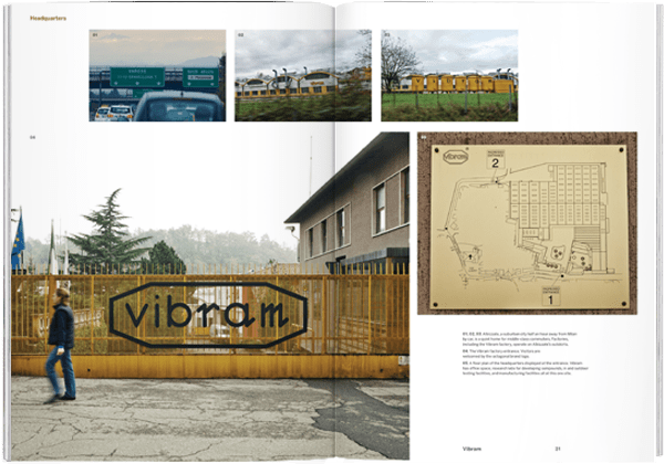 Brand Documentary Magazine No 22 Vibram. Compendium Design Store, Fremantle. AfterPay, ZipPay accepted.