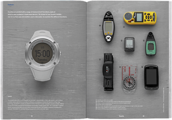 Brand Documentary Magazine No 25 Suunto. Compendium Design Store, Fremantle. AfterPay, ZipPay accepted.