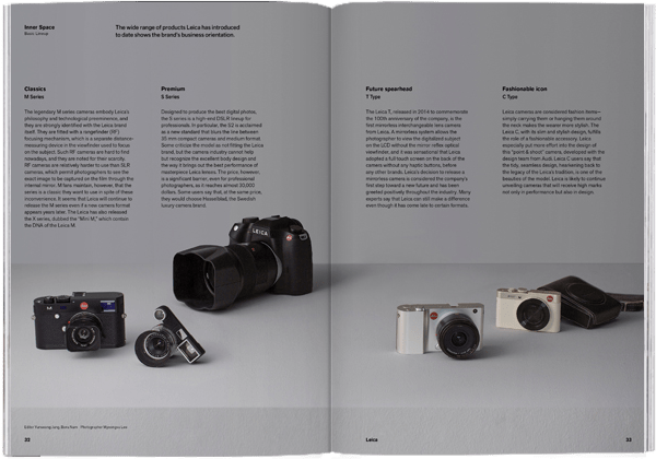 Brand Documentary Magazine No 34 Leica. Compendium Design Store, Fremantle. AfterPay, ZipPay accepted.