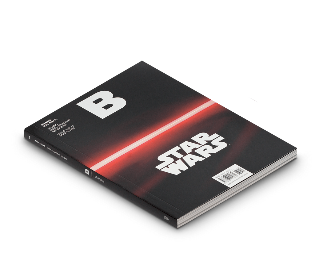 Brand Documentary Magazine No 42 Star Wars. Compendium Design Store, Fremantle. AfterPay, ZipPay accepted.