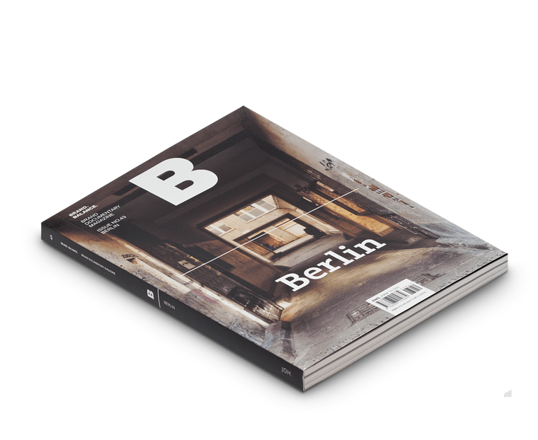 Brand Documentary Magazine No 43 Berlin