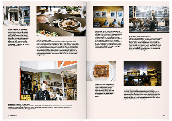 Brand Documentary Magazine No 48 Airbnb. Compendium Design Store, Fremantle. AfterPay, ZipPay accepted.