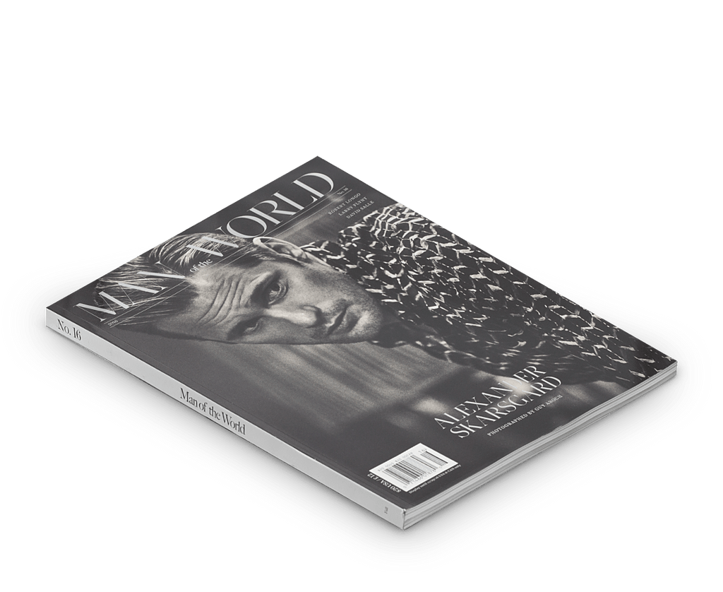 Man of the World magazine · Issue 16. Man of the World. Compendium Design Store. AfterPay, ZipPay accepted.