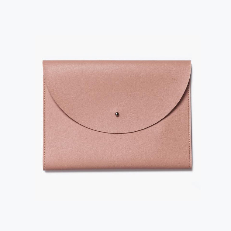 Minimalist Folio Compendium Small in Blush